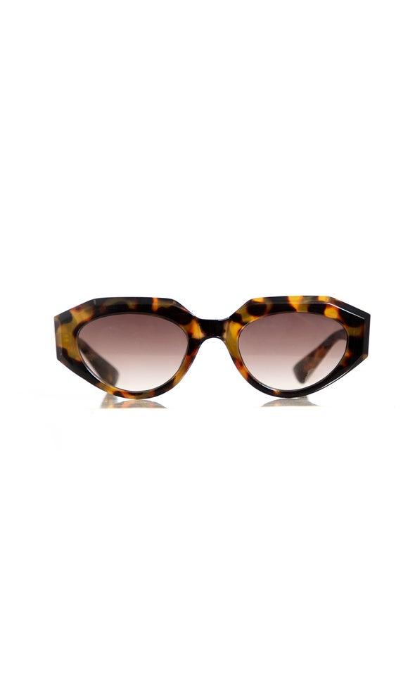 Angled Frame Sunglasses