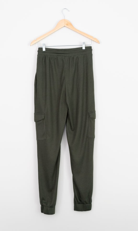 Cargo Joggers Olive