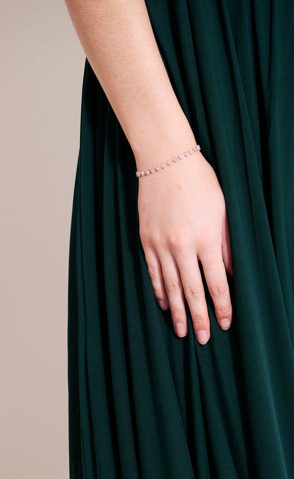 Diamante Tennis Bracelet