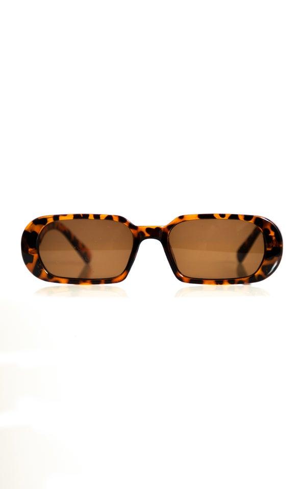 Flat Frame Sunglasses