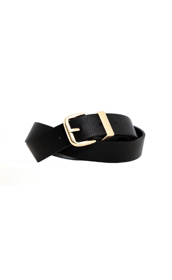 Metal Tip Jean Belt