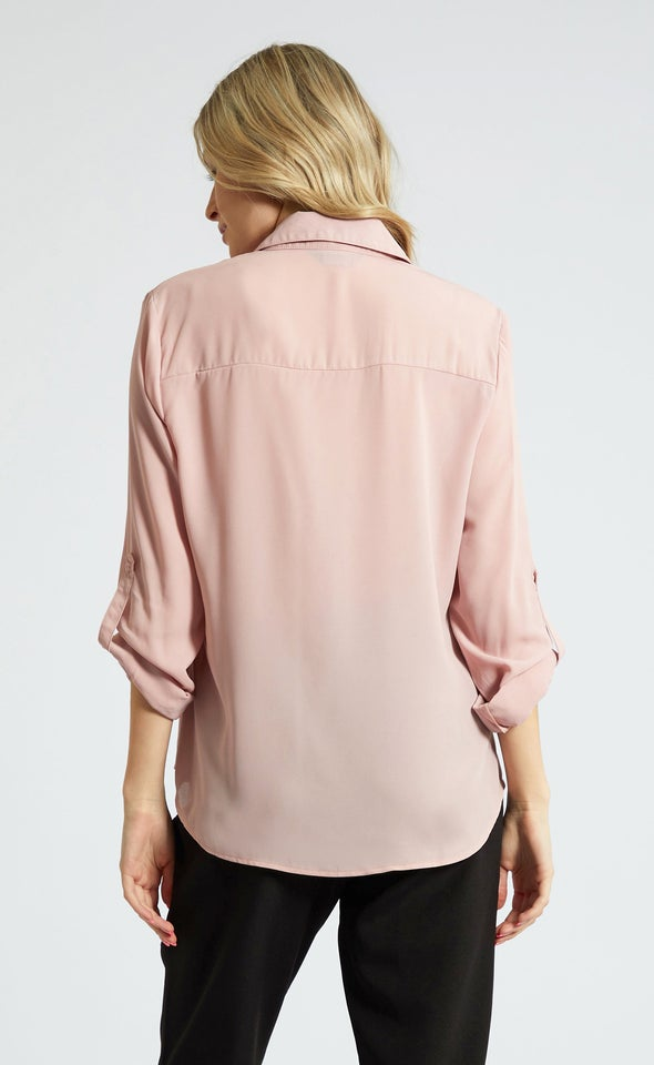New Pocket Shirt Dusky