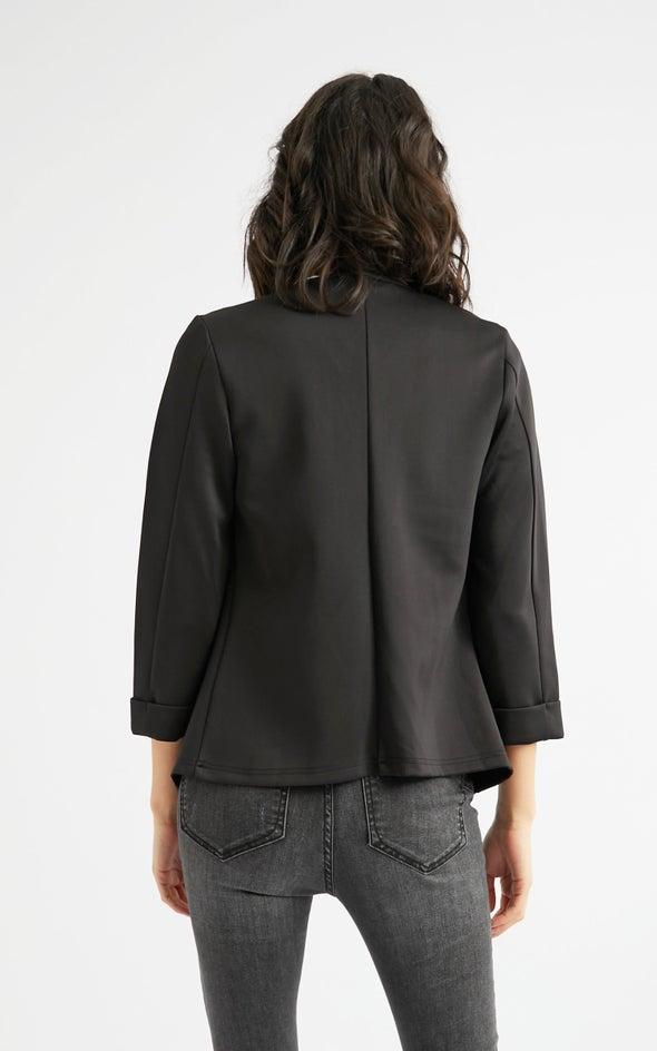 Scuba Jacket Black
